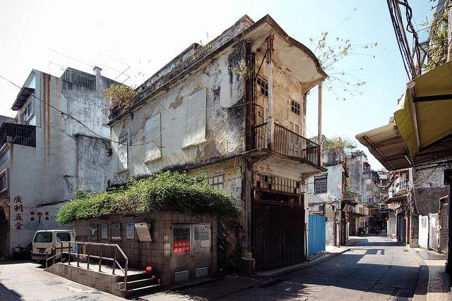 Rua da Tercena, Macau