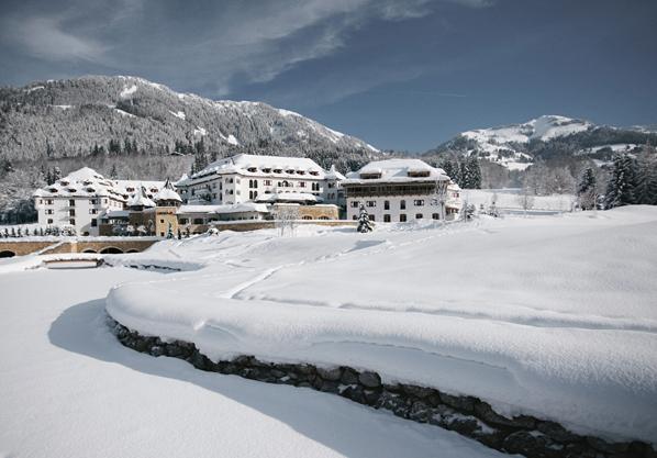 Premier World Ski Awards to be held on November 16 in Kitzb�