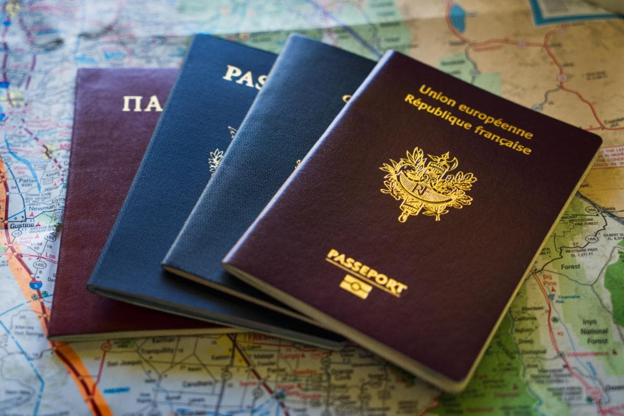 People Can Use Only Four Passport in the World For Travels
