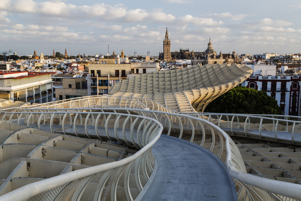 Seville Spain Cycling Capital
