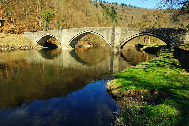 The Luxembourg Ardennes