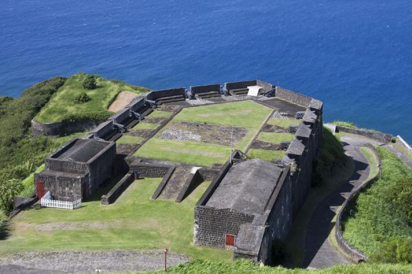 Brimstone Hill Fortress