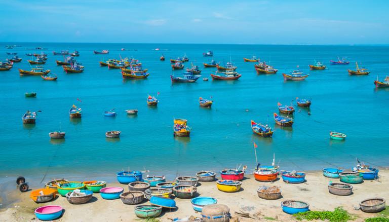 Phan Thiet  - Most Favorite Beach in Vietnam