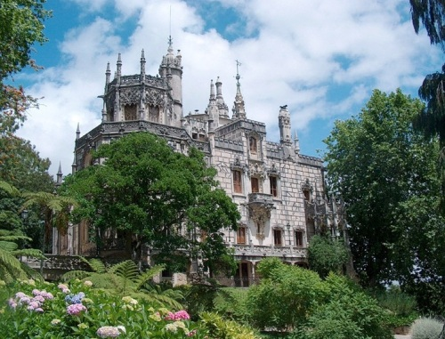 Medieval Sintra, a Perfect Romantic Place in Portugal