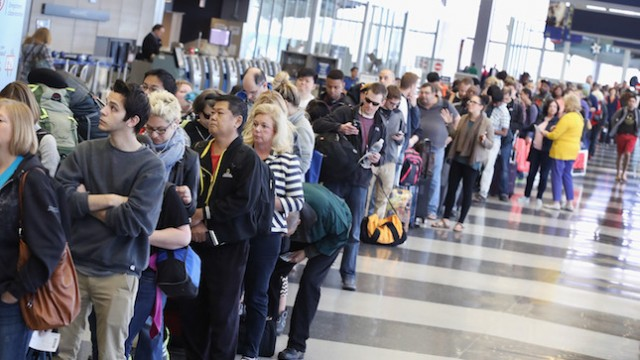 Airline industry braces for record-high summer travels