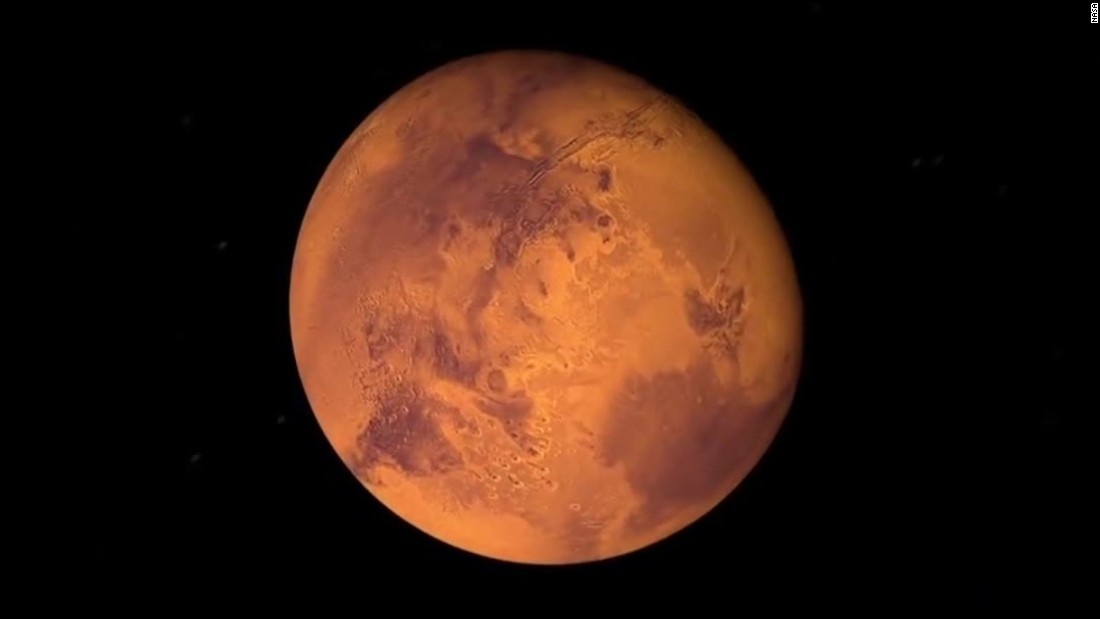 Are you 'ready to die' for the Travel To Mars?