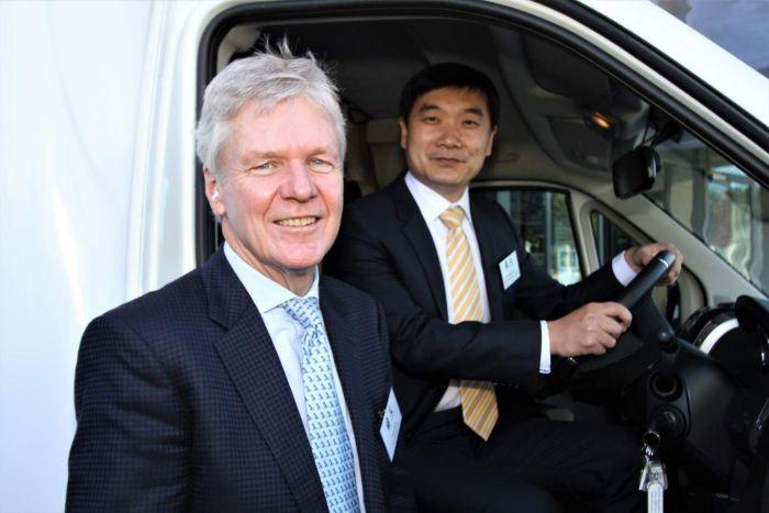 Beijing hopes panda invasion will attract Australian tourist