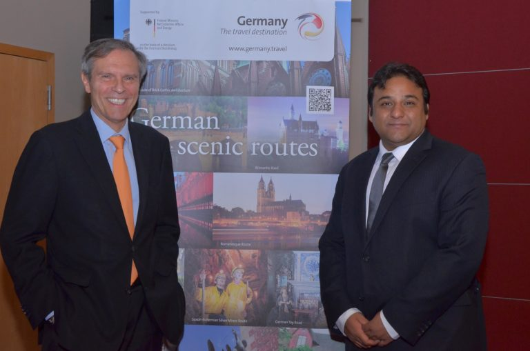 Germany will Conduct 3 city roadshow event in India