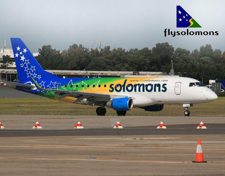Kiribati air and Solomon airlines sign new aviation agreemen