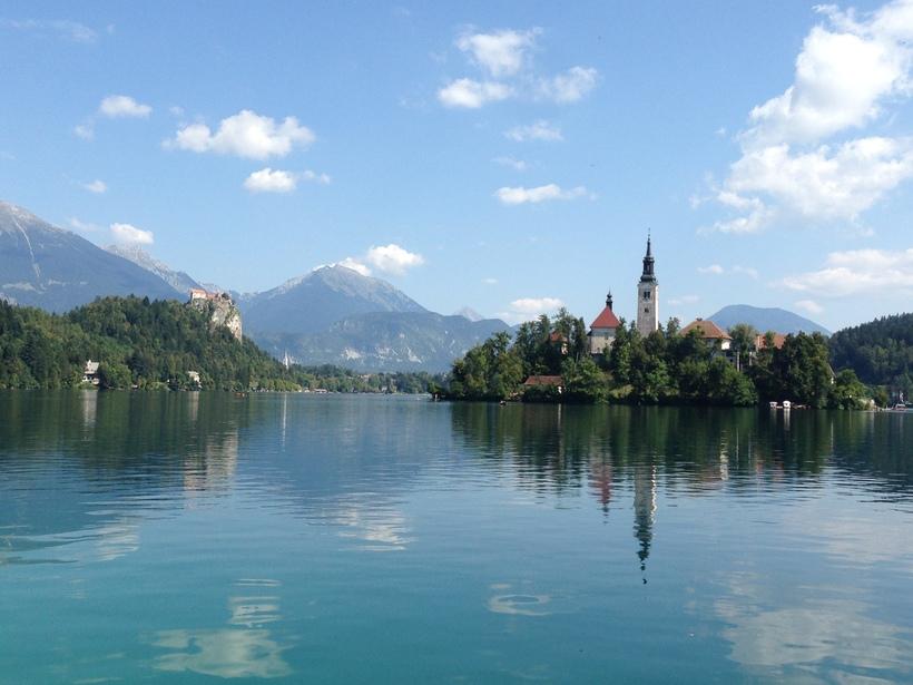 Lake Bled and Ljubljana Popular Destination in Yugoslavia