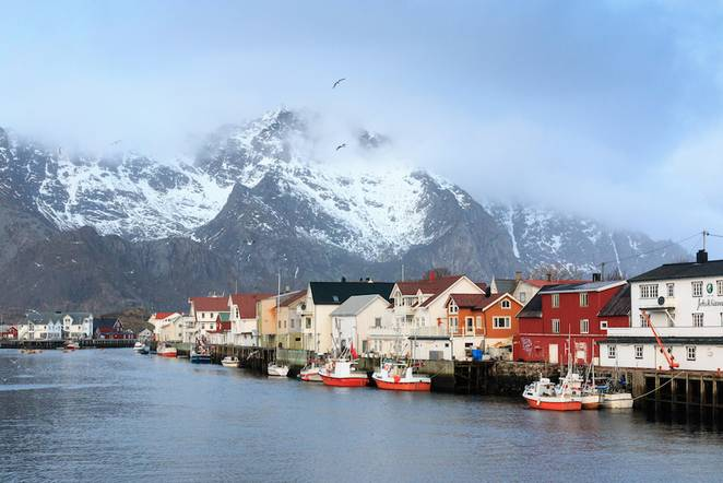 Norway wants tourists to slow down and travel more sustainab