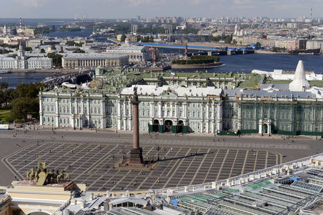 Russia makes Top 10 tourist destinations for 2017