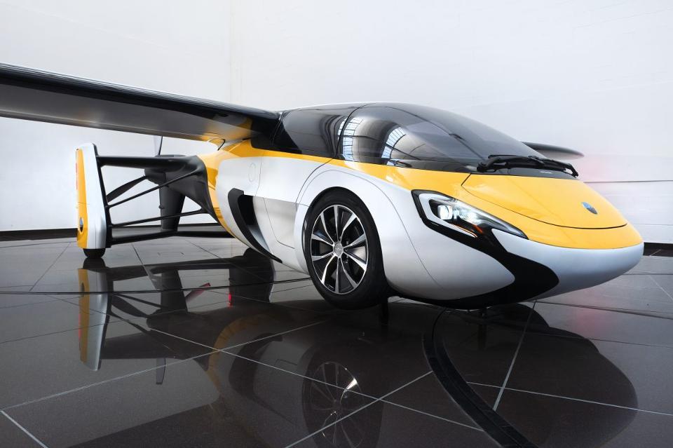 Slovak AeroMobil Company taking pre-orders for flying car