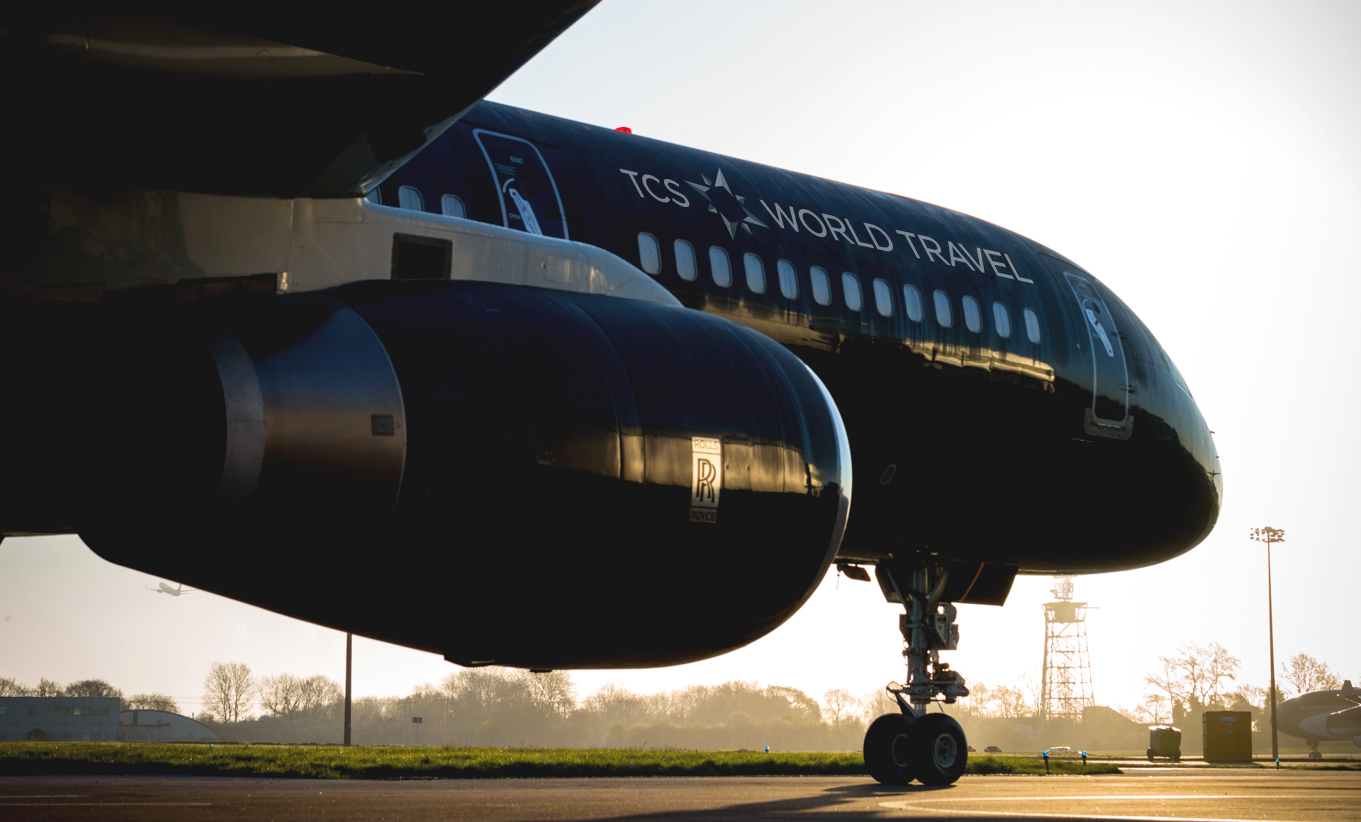 TCS World Travel Debuts One-of-a-Kind Presidents  Journey Ar