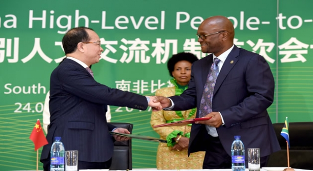 Tourism Prospects Look Golden for South Africa and China
