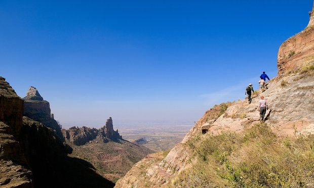 Unrest in Ethiopia hits tourism