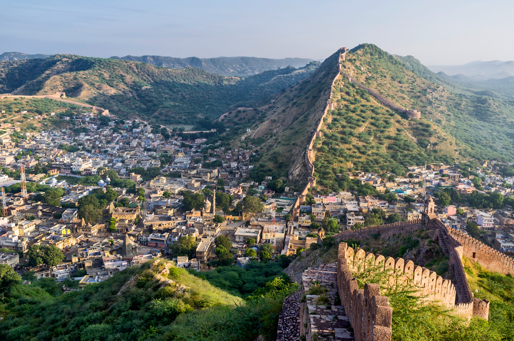 What is Jaipur sightseeing tour