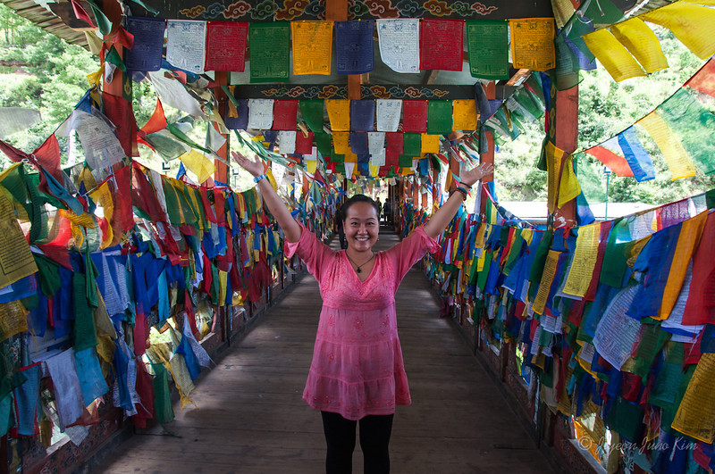 Girls That Go! and Tell you story of Travelling in Bhutan