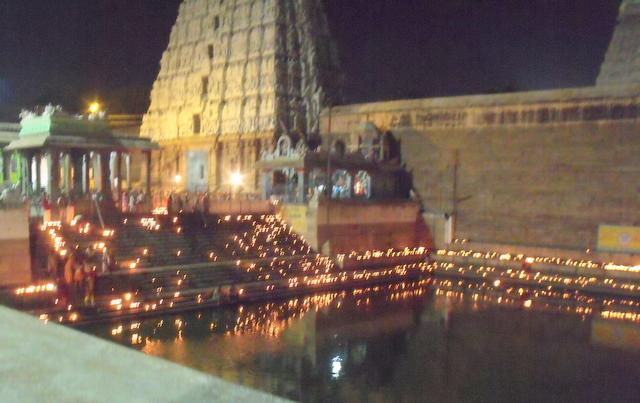 Aadi Perukku festival in india