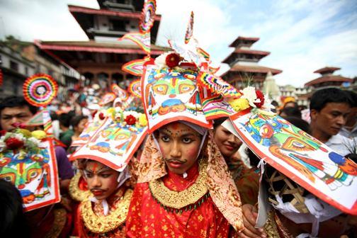 Gai Jatra - Nepal festival