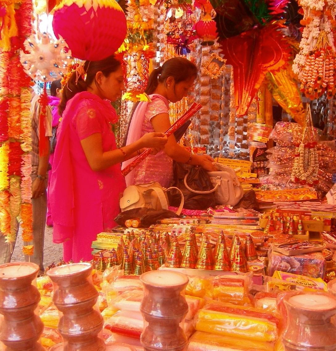 Tihar - festival of Nepal