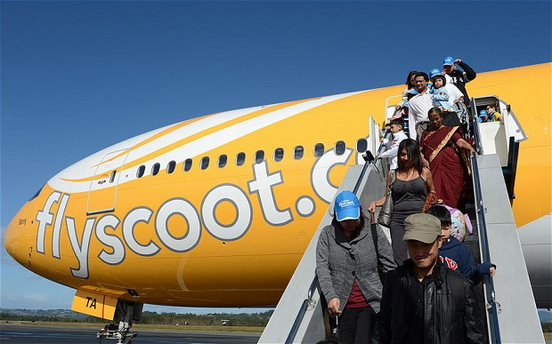 Singapore-based budget Asian airline unveils child-free zone