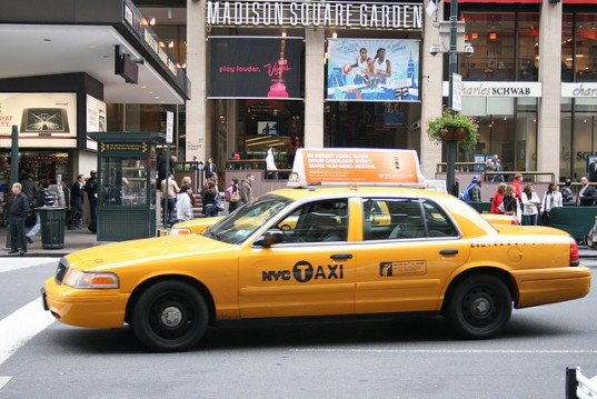 VeriFone Launches Way2ride Mobile App for New York City Taxi