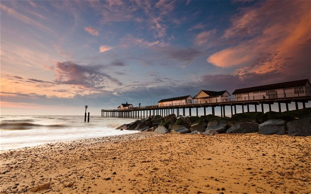 Cost warning over seaside piers