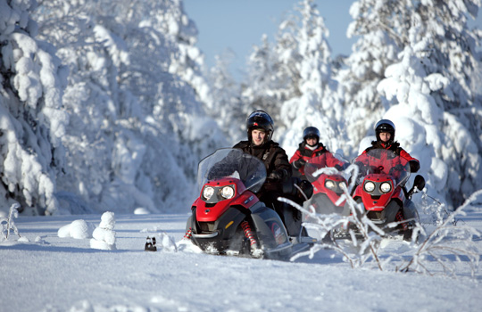 Finnish Lapland motive to become the Hollywood of the North.