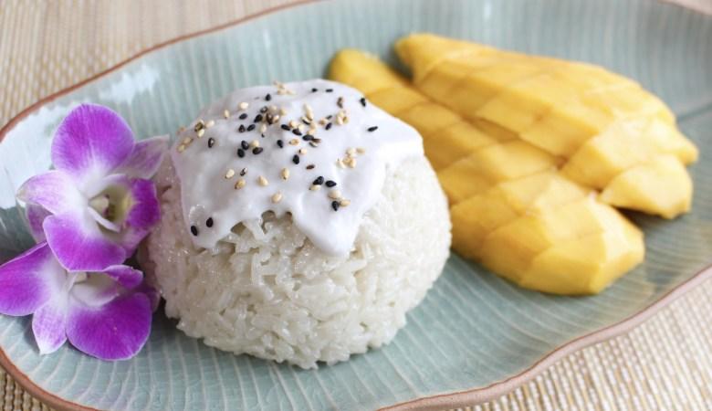 KHAO NIAO MAMUANG (MANGO STICKY RICE) - Best Thai Recipe