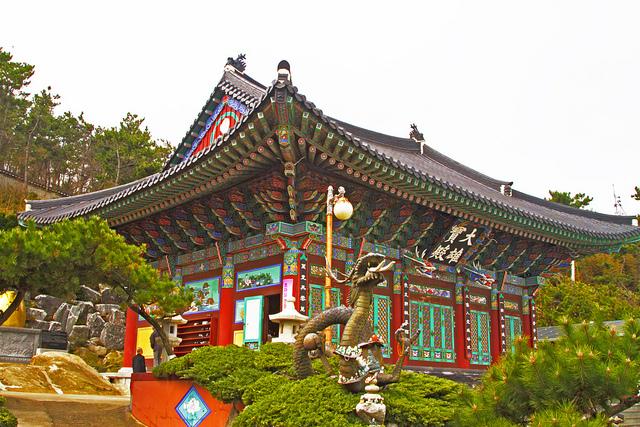 Haedong Yonggung Temple, South Korea