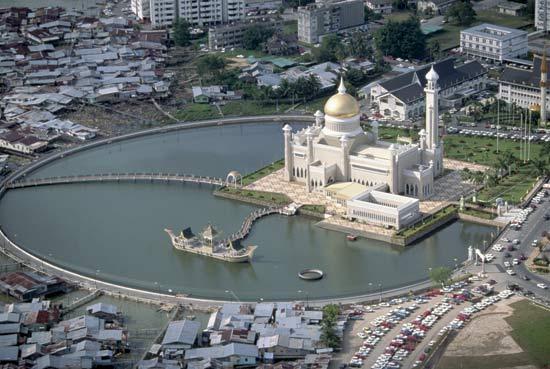 Bandar Seri Begawan of Br