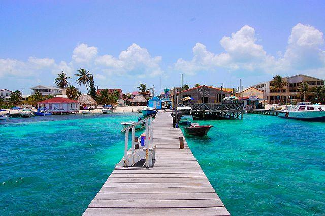 Best Island to Live On Ambergris Caye, Belize