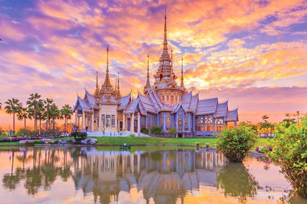THAILAND, GEORGIA EMERGE BEST HOLIDAY DESTINATIONS IN THIS E