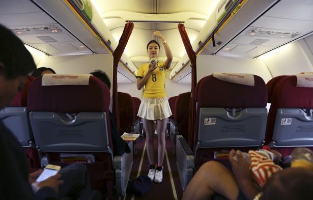 Airport yoga studio aims to improve travel experience