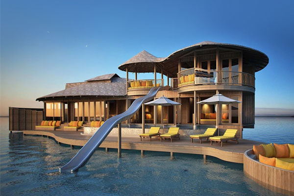 Oberoi Group plans luxury hotel in Maldives