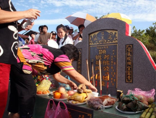 Ching Ming Festival 2018 in china