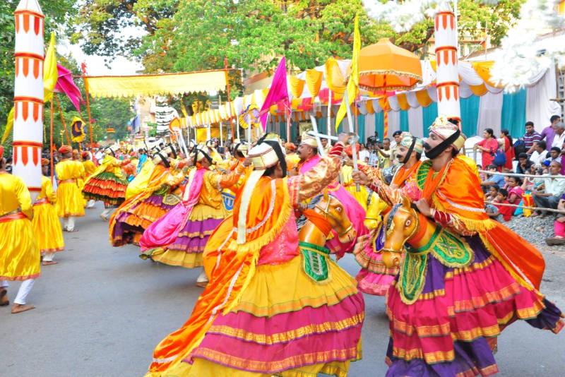 Shigmo Festival in india