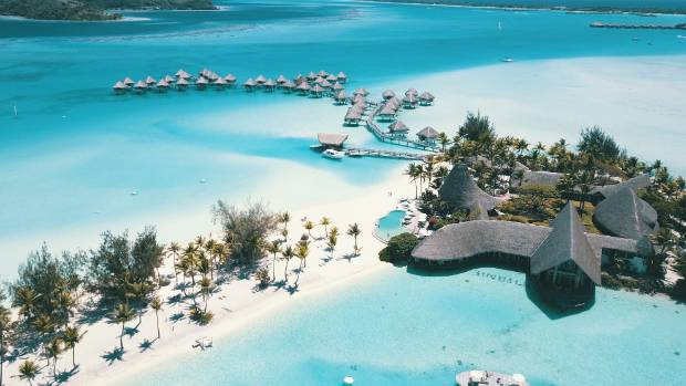 French Polynesias the islands are the most beautiful spots o