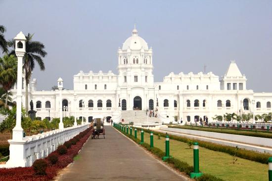 Ujjayanta Palace Agartala