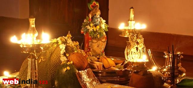 Vishu Kani Malayalam Festival 15th  April