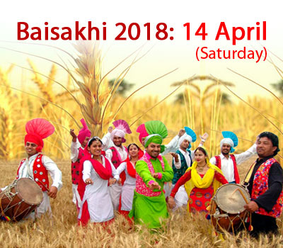 Vaisakhi in India 14th April