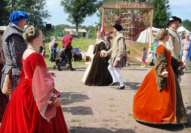 Gustav Vasadagarna vid Kastelholms slott