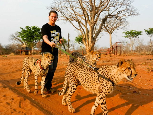 Travelling in East Africa