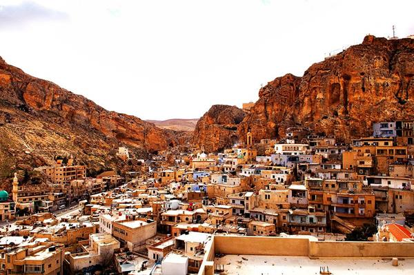 Place To Visit in SYRIA - MAALOULA