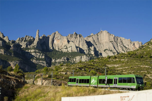 Cremallera Montserrat