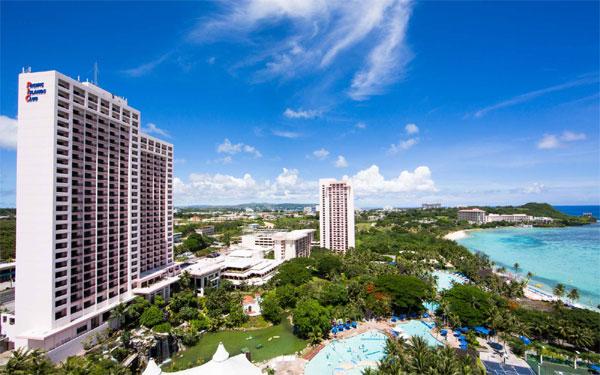 Tumon, Guam Resort