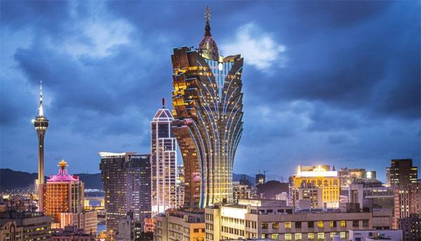 Studio City in Macau
