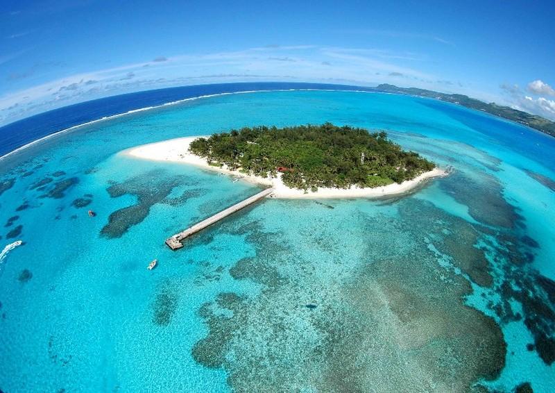 Saipan, Micronesia - Month long vacatio