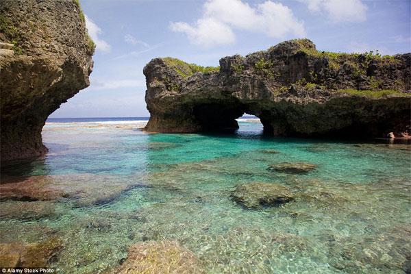 Niue The world's fastest-growing tourist destinations